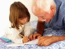 il ruolo educativo dei nonni